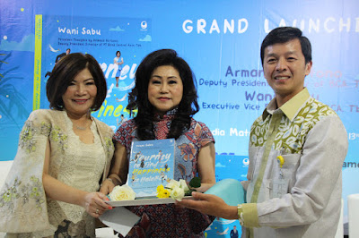 "Buku  ""Journey to Find Happiness in HaloBCA"" diluncurkan BCA"