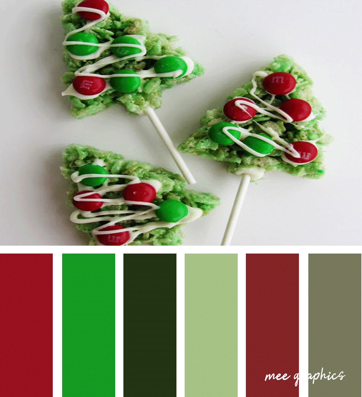 MeeGraphics : Winter Color Palettes Inspiration