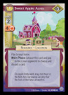 My Little Pony Sweet Apple Acres Premiere CCG Card