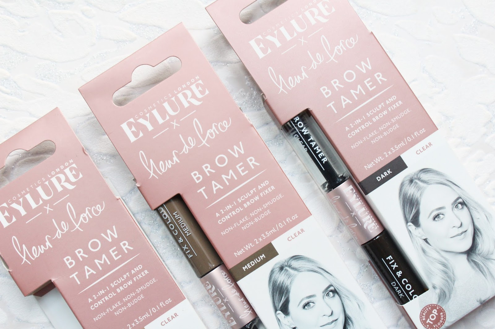 Eylure x Fleur de Force Brow Collection