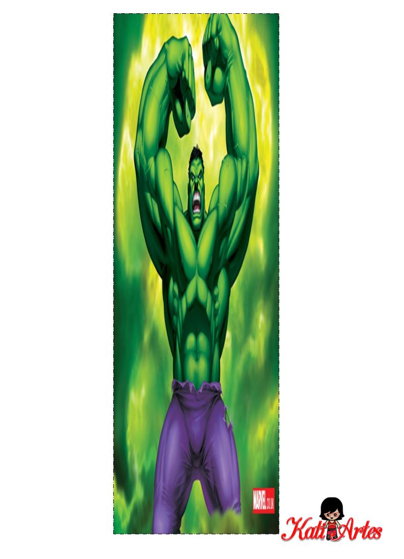 alfabeto gratis de hulk