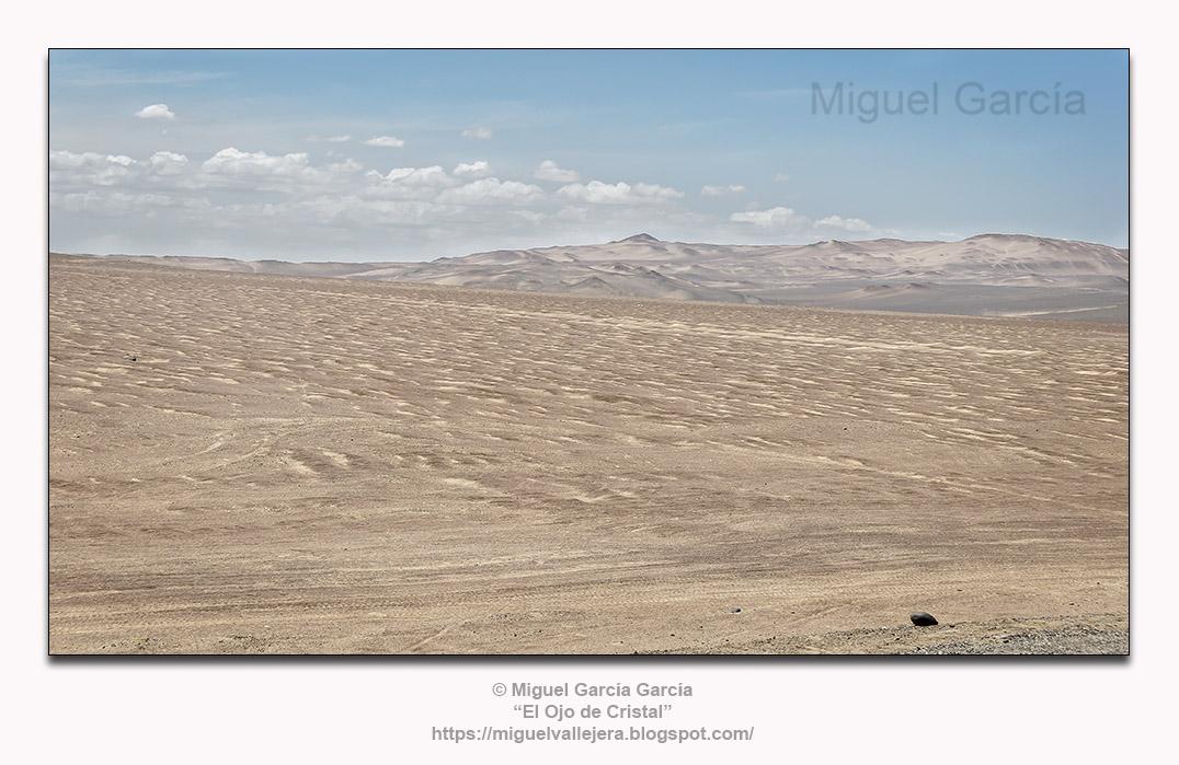 Desierto de Paracas, Pisco-Ica (Perú)