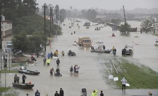 Health Problems From Harvey: The Worst Is Yet To Come