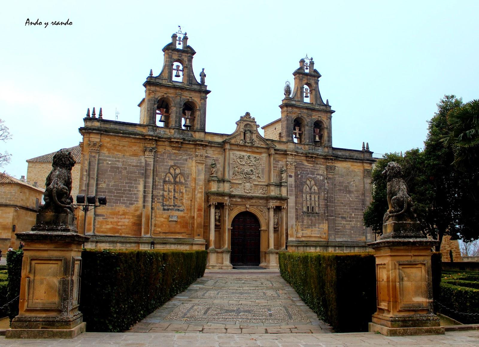 Iglesia de Sta. María de los Reales Alcázares-Úbeda