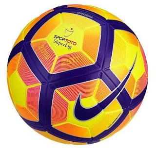 Nike Ordem 4 Spor Toto Süper Lig Ball PES 2013