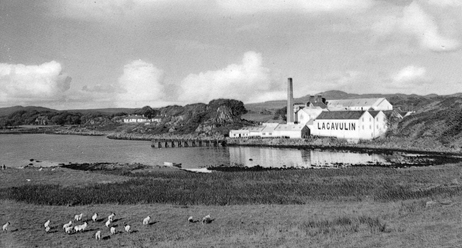 oldest whiskey distillery in scotland