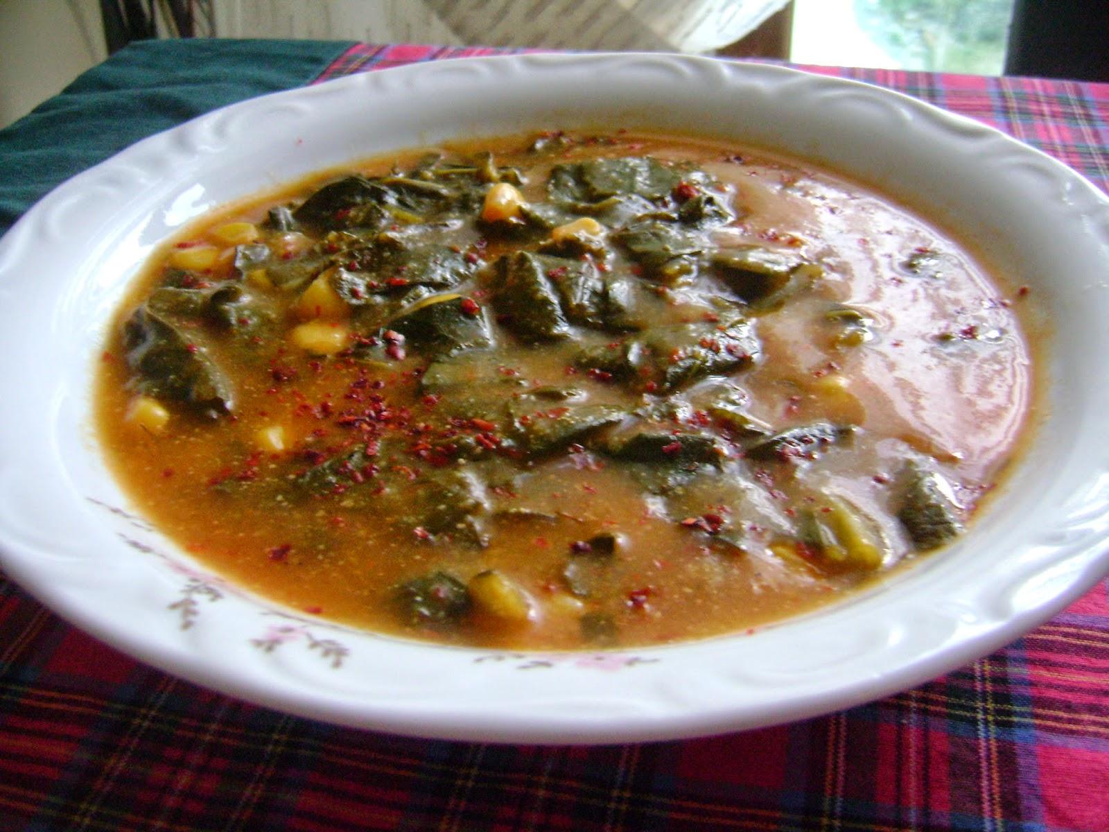 Köfteli Lahana Çorbası