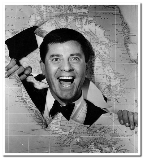 Adios a JERRY LEWIS