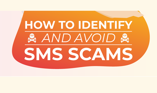 SMS Scams and how to identify them