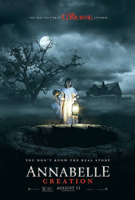 Annabelle Creation New Poster