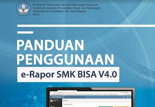 Panduan Penggunaan E-rapor SMK V4.0 Tahun 2018