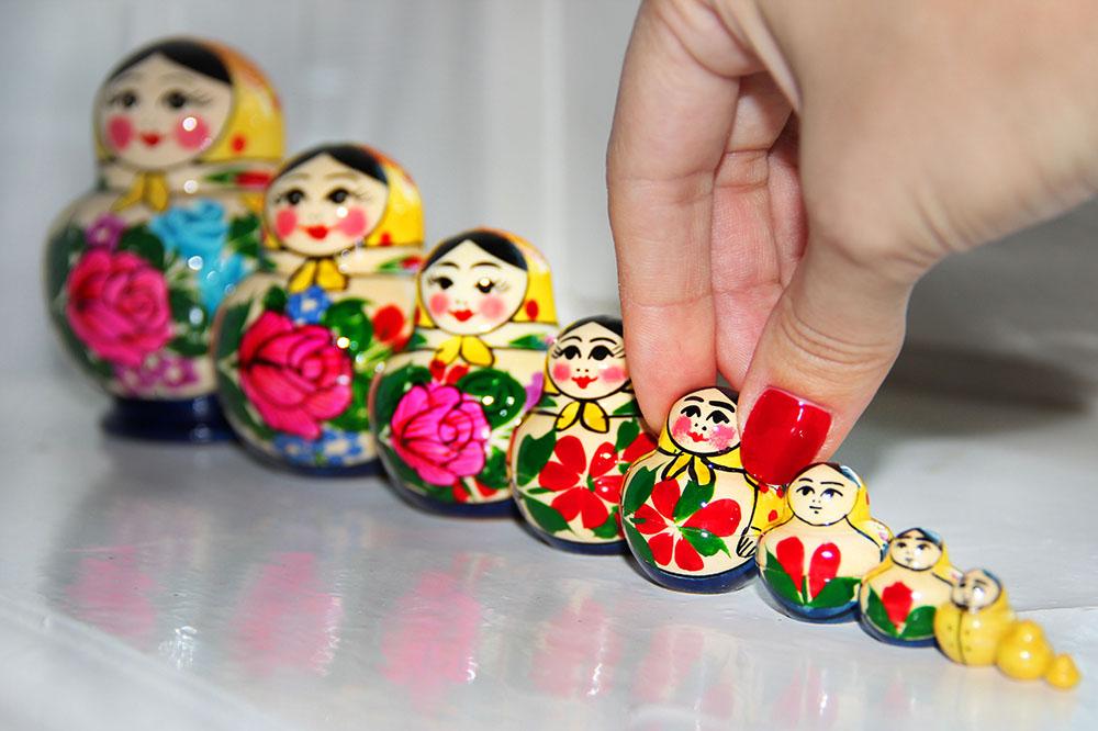Tomsk Siberian Souvenirs