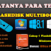 Flashdisk Multiboot (AIO) Windows 7,8.1,10 x64/x86 + Office Pro 2016