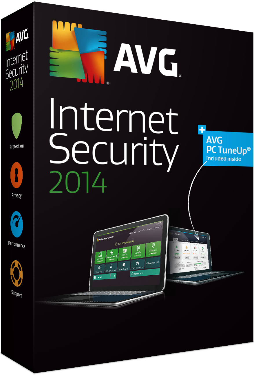 AVG Internet Security 2014 14.0 Full Version