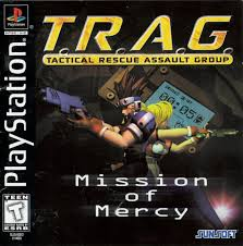 T.R.A.G. - Tactical Rescue Assault Group - PS1 - ISOs Download