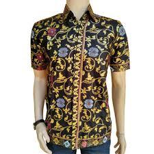 Baju Seragam Batik Kantor Dengan Model Yang Paling Pas Untuk Karyawan