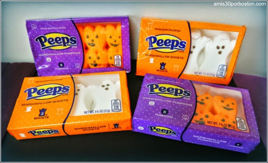 """Peeps """"especiales"""" para la temporada de Halloween"""