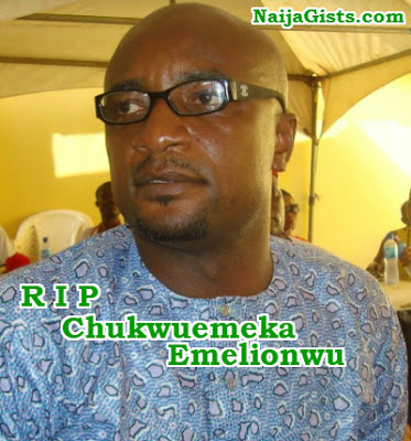 nollywood movie producer killed hit run car imo state