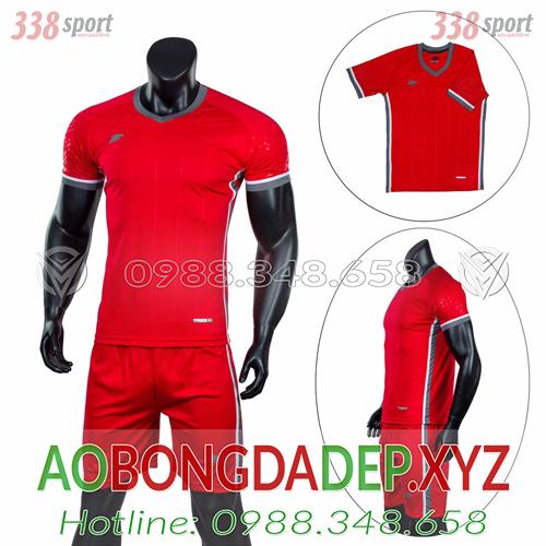 Áo Puma HSG 2019 Màu Đỏ Đẹp
