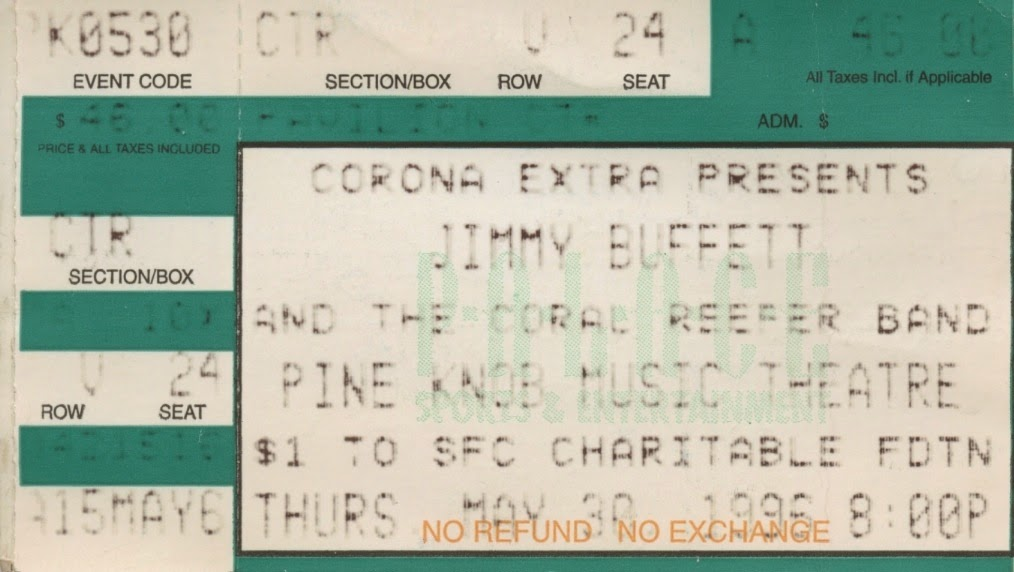 50 Unforgettable Concerts: 10 - 1