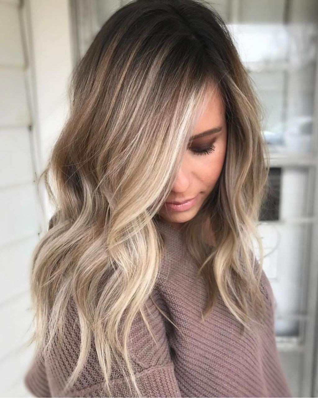 Hot Blonde Balayage Hairstyle Ideas For Any Season 09