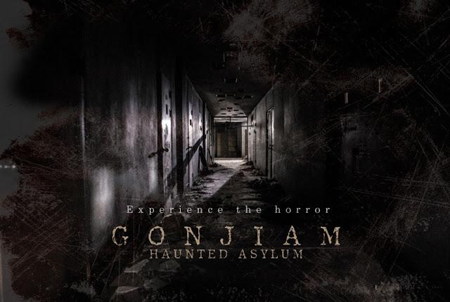 Trailers y carteles de próximos estrenos en Asia : Gonjiam: Haunted Asylum (2018)