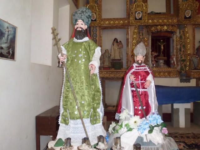 Die Heiligen Peter und Paul
