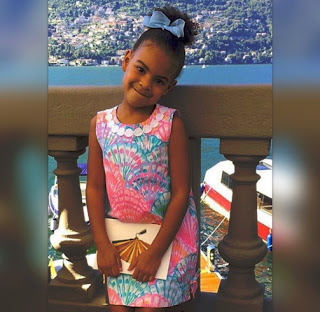, Music star Beyonce shared Cute photo of Ivy her daughter, Latest Nigeria News, Daily Devotionals & Celebrity Gossips - Chidispalace