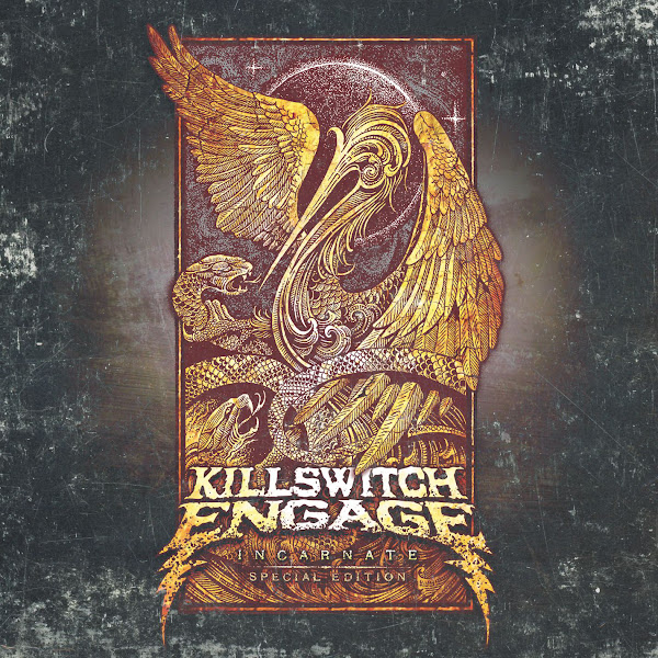 Killswitch Engage - Incarnate (Deluxe) Cover