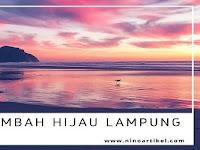 Obyek Wisata Lembah Hijau Lampung
