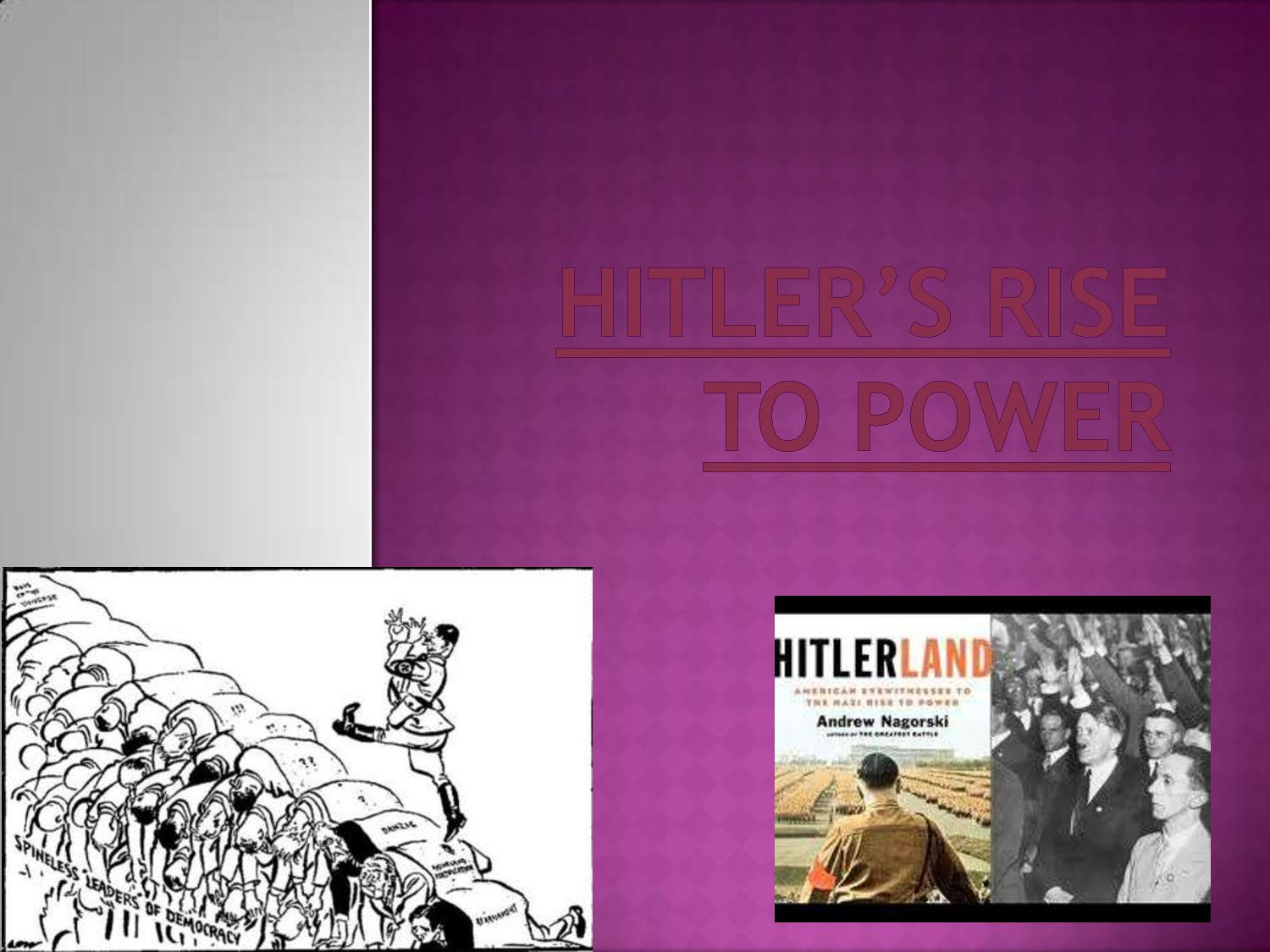 Nazism And The Rise Of Hitler Class 9th History Part 1