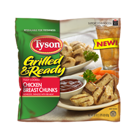 Tyson Grilled & Ready Chicken Nuggets Review
