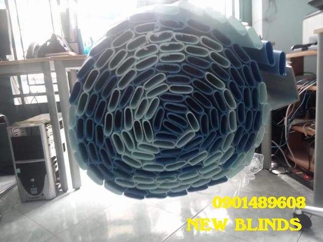 màn nhựa ống dày