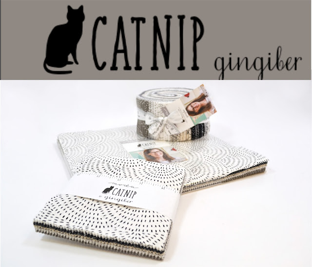 Catnip by Gingiber for Moda