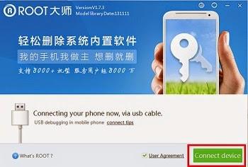 Cara Root Samsung Galaxy V