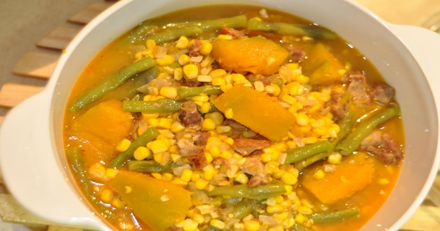 Ginisang Mais Recipe