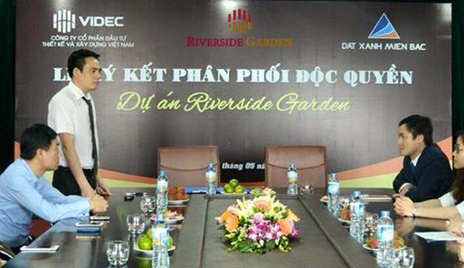 Ông Trần Dức Huế - Tổng giám đốc VIDEC
