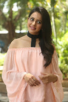 Rakul Preet Singh in lovely Pink Crop Top and Black Trousers at Jaya Janaki Nayaka success meet 051.JPG