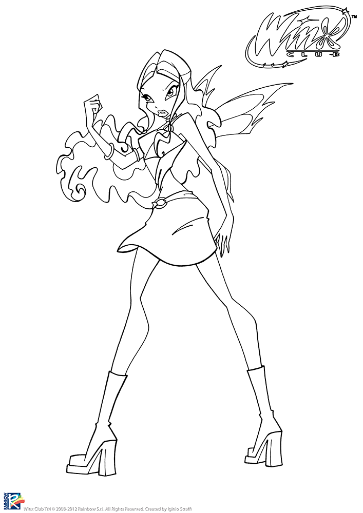Bloomchan Winx Club