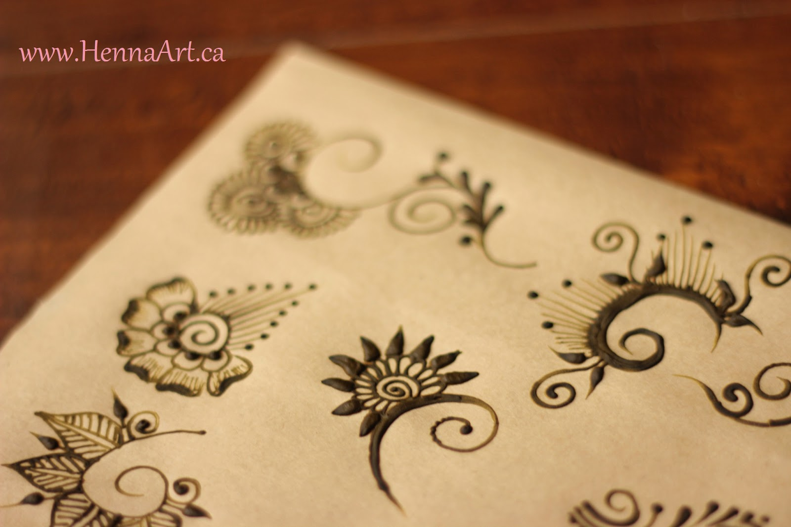 slow henna