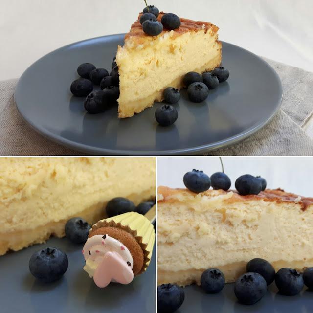 Amerikanischer Cheesecake…. mein liebstes Käsekuchen-Rezept