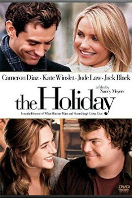 The Holiday - a Chrismtas movie, film for Christmas