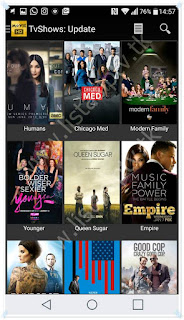 Movie HD [ NO ADS ] V4.4.2 + VPlayer Mod Ads Removed V2.4