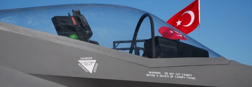 ВПС США викуплять заблоковані турецькі F-35A