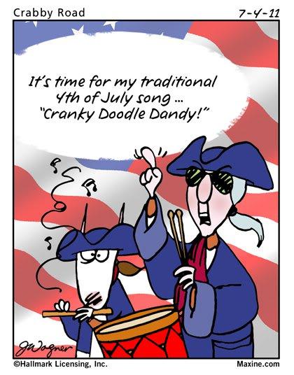 Funny Jokes 4th July