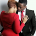 Tanzanian Diamond Platnumz grabs his babymama's ass in new sexy photos