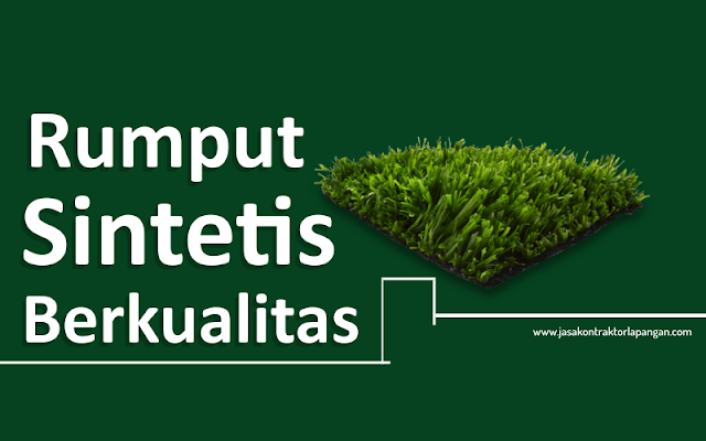 Harga Rumput Sintetis Futsal Terbaru