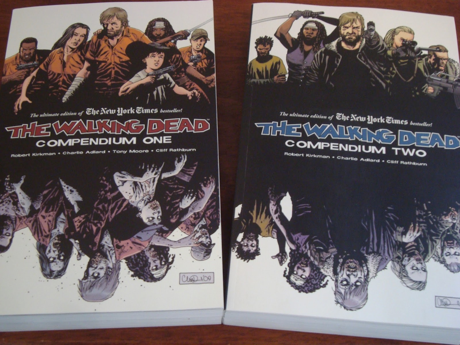 The Walking Dead Comic Book Day