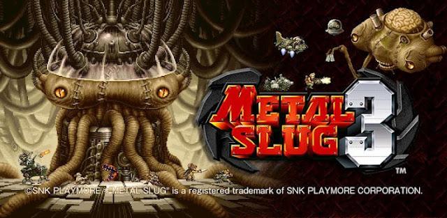 اجمل لعبه مغامرات على الاطلاق METAL SLUG 3 v1.6