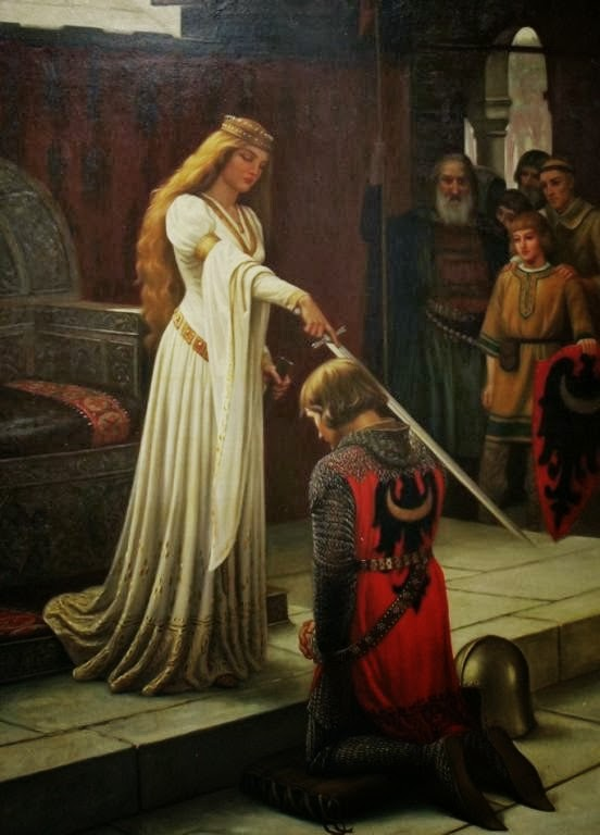 Chivalry Has Always Been Associated To The Knightly Orders Of Medieval Europe Originating From An Idealized German Custom It Was Developed In North